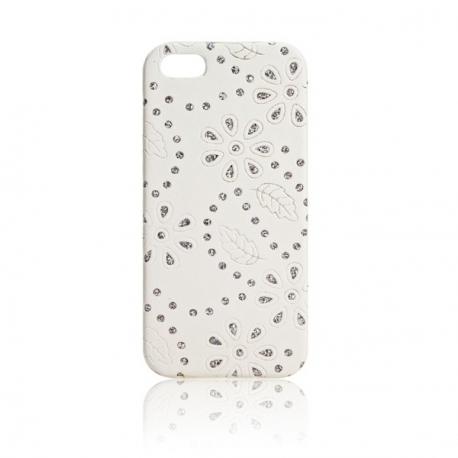 Carcasa DS Styles Fantasía Blanca iPhone SE/5/5S