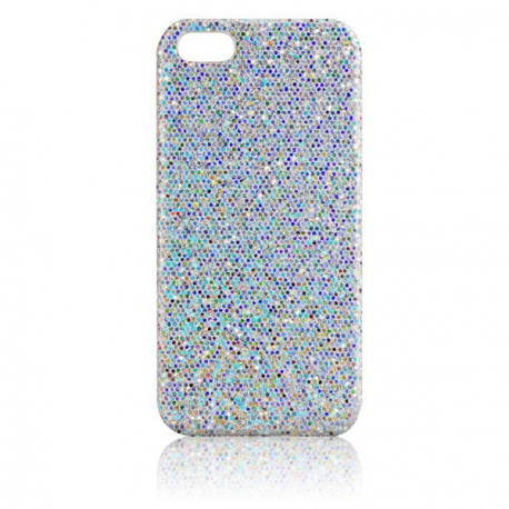Carcasa DS Styles Zirkonia Gris iPhone SE/5/5S