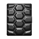 Funda SwitchEasy Cara Sleeve iPad 2/3/4 Negra
