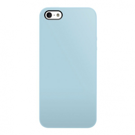 Carcasa SwitchEasy Nude iPhone SE/5/5S Baby Blue