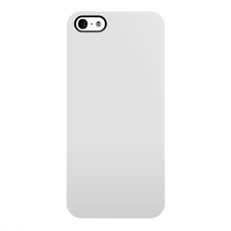 Carcasa SwitchEasy Nude iPhone SE/5/5S Blanco