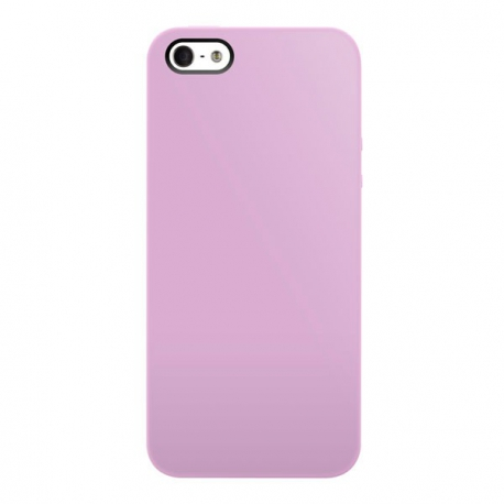 Carcasa SwitchEasy Nude iPhone SE/5/5S Lila