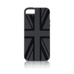 Carcasa Gear4 Union Jack Black iPhone SE/5/5S