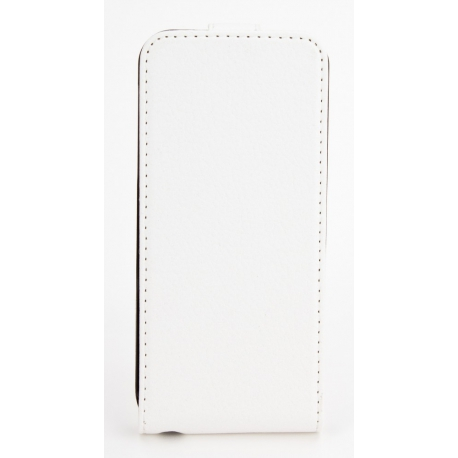 Funda Xqisit iPhone SE/5/5S Blanca
