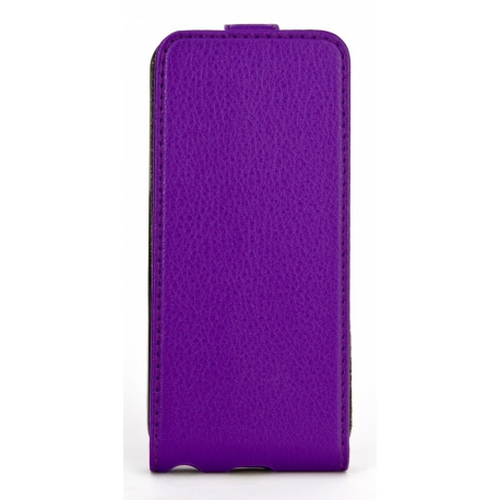 Funda Xqisit iPhone SE/5/5S Lila
