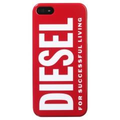 Carcasa Diesel iPhone SE y 5/5S Roja