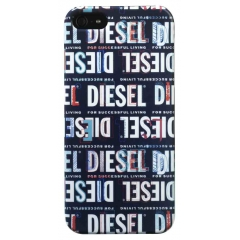 Carcasa Diesel iPhone SE y 5/5S Allover