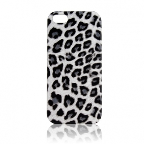Carcasa DS Styles Leopardo iPhone SE/5/5S