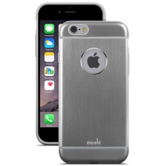 Carcasa Moshi iGlaze Armour iPhone 6 Plus Gris