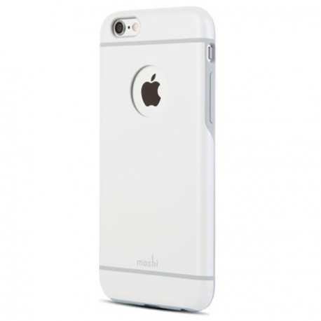 Carcasa Moshi iGlaze iPhone 6 Blanco