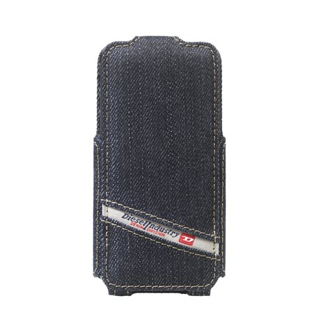Funda Diesel Scissor iPhone SE y 5/5S Denim Indigo