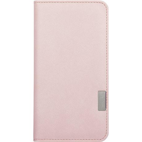 Funda piel Moshi Overture iPhone 7 Rosa