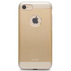 Carcasa Moshi iGlaze Armour iPhone 7 Dorado