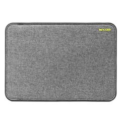 "Funda Incase Icon Tensaerlite MacBook Retina 13"" Gris y Negro"