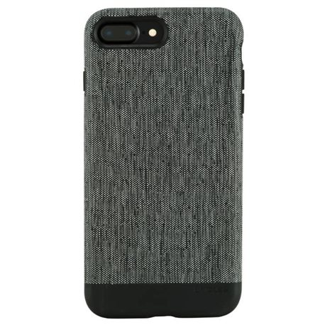 Carcasa Incase Textured iPhone 7 Plus Heather Negro