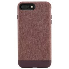 Carcasa Incase Textured iPhone 7 Plus Heather Rojo