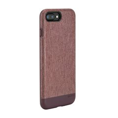 Carcasa iPhone 7/8 Plus Incase Textured Heather Rojo