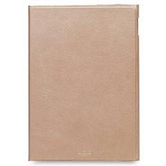 "Funda piel iPad Pro 9,7"" Knomo Full Wrap Folio Oro Rosa"