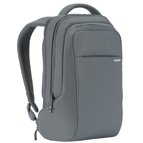 "Mochila Incase Icon Slim 15"" gris"