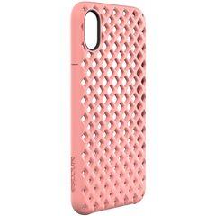 Carcasa iPhone X Incase Lite rosa