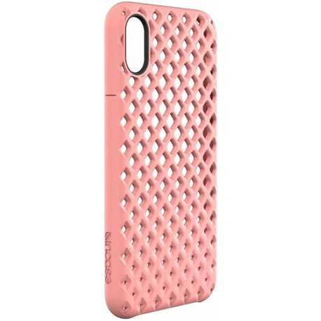 Carcasa iPhone X Incase Lite rosa
