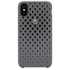 Carcasa iPhone X Incase Lite gris