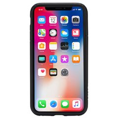 Bumper Incase Frame Case iPhone X negro