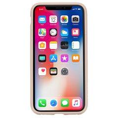 Bumper Incase Frame Case iPhone X gris pizarra