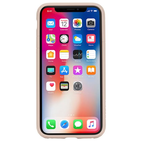 Bumper Incase Frame Case iPhone X rosa