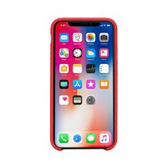 Carcasa iPhone X/Xs Incase Pop Case rojo