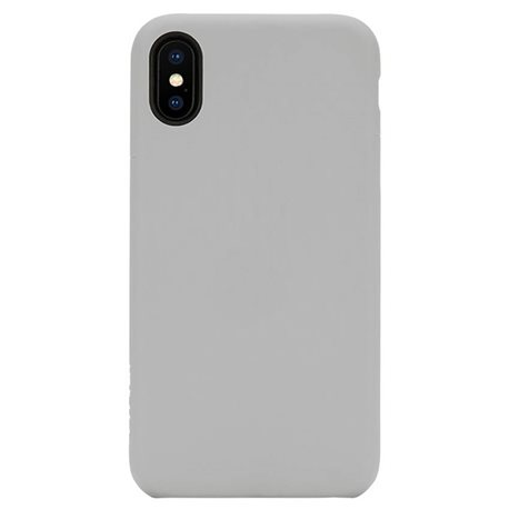 Carcasa iPhone X Incase Facet Case Gris