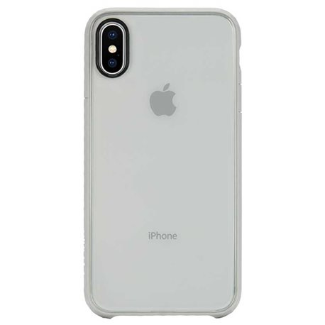 Carcasa iPhone X Incase Pop Case gris