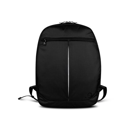 "Mochila be.ez Le Swift MacBook 15"" gris y negro"