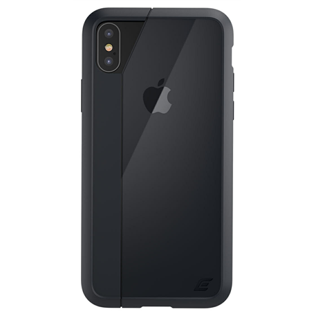 Carcasa iPhone X/Xs Element Case Illusion negro