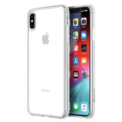 Carcasas iPhone Xs Max Griffin Reveal Transparente