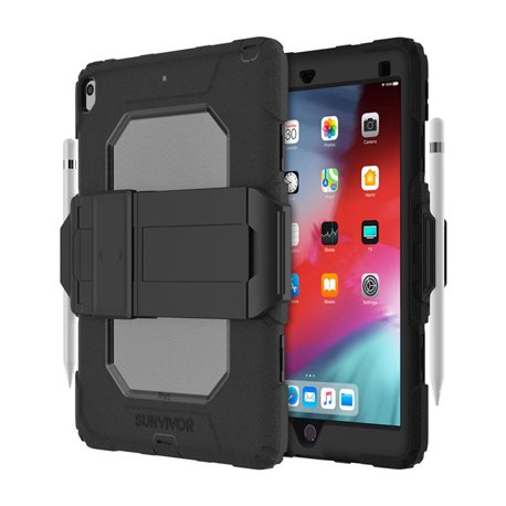 "Funda Griffin Survivor All-Terrain con soporte iPad Air 10,5"" 2019 negra"