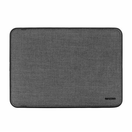 "Funda Incase Icon Tensaerlite 13"" MacBook Pro USB-C & Air 13"" Retina Woolenex Asphalt"