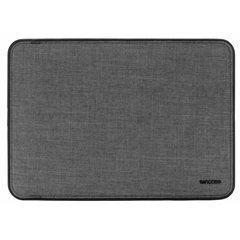 "Funda Incase Icon Tensaerlite 15"" MacBook Pro USB-C Woolenex Asphalt"