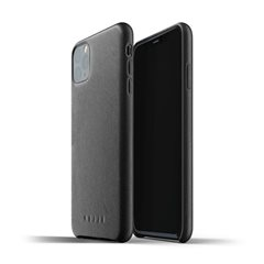Carcasa Mujjo piel iPhone 11 Pro Max negra