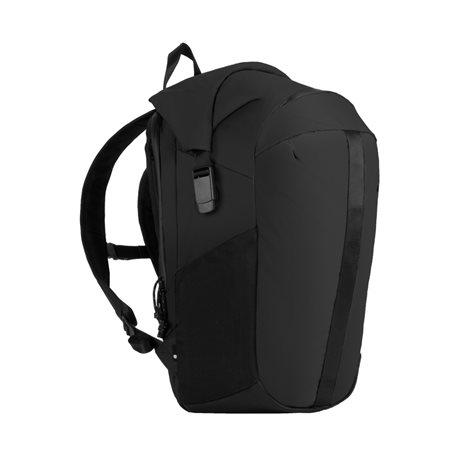 Mochila Incase AllRoute Rolltop Daypack negra