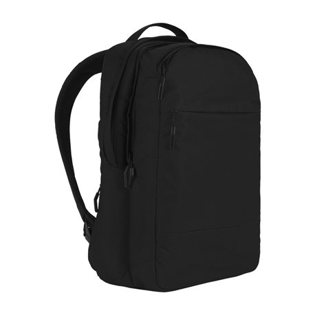 Mochila Incase City Diamond Ripstop negra