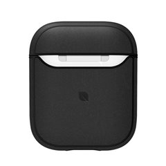 Funda Incase Metallic para Airpods 1 y 2 negra