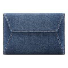 """Funda Incase Envelope MacBook Pro USB-C 15"""" azul vaquero"""