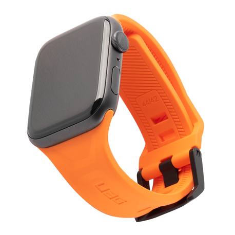 Correa UAG Scout Apple Watch 42/44 mm naranja