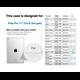 """Funda Pipetto Origami iPad Pro 11"""" 2º Gen 2020 negra"""