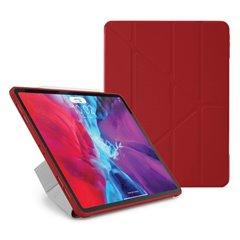 """Funda Pipetto Origami iPad Pro 12,9"""" 4º Gen 2020 roja"""