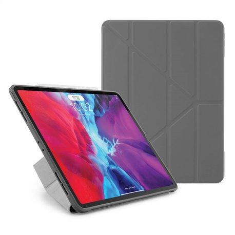 """Funda Pipetto Origami iPad Pro 12,9"""" 4º Gen 2020 gris"""