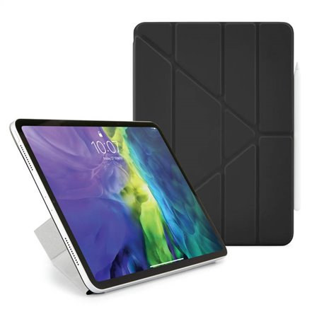 "Funda Pipetto Ultra Slim Origami iPad Pro 12,9"" 4º Gen 2020 negra"