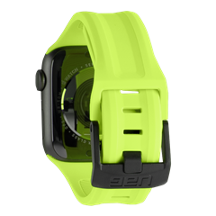 Correa UAG Scout Apple Watch 42/44 mm verde billie