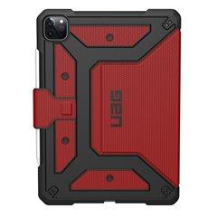 """Funda UAG Metrópolis iPad Pro 11"""" 2º Gen 2020 rojo"""